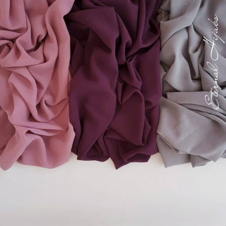 chiffon hijab bundle summer