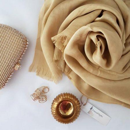 Faux Silk Hijabs