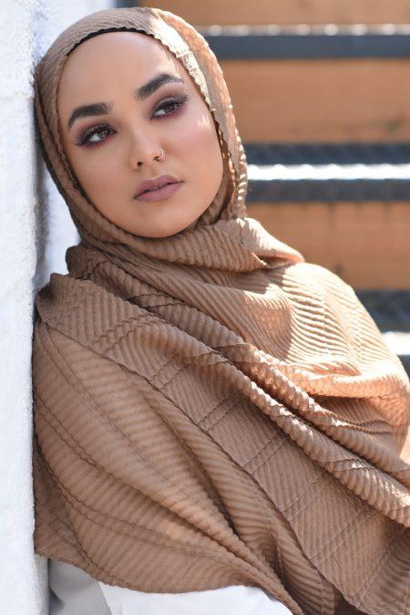 crinkle cotton hijab thorpe