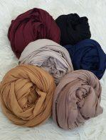 New Premium Jersey Hijabs