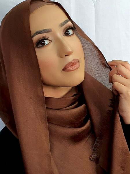 NEW Faux Silk Hijabs