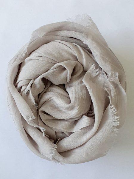soft cotton hijab cloud