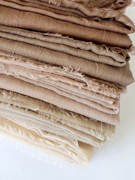 soft cotton hijab bundle desert