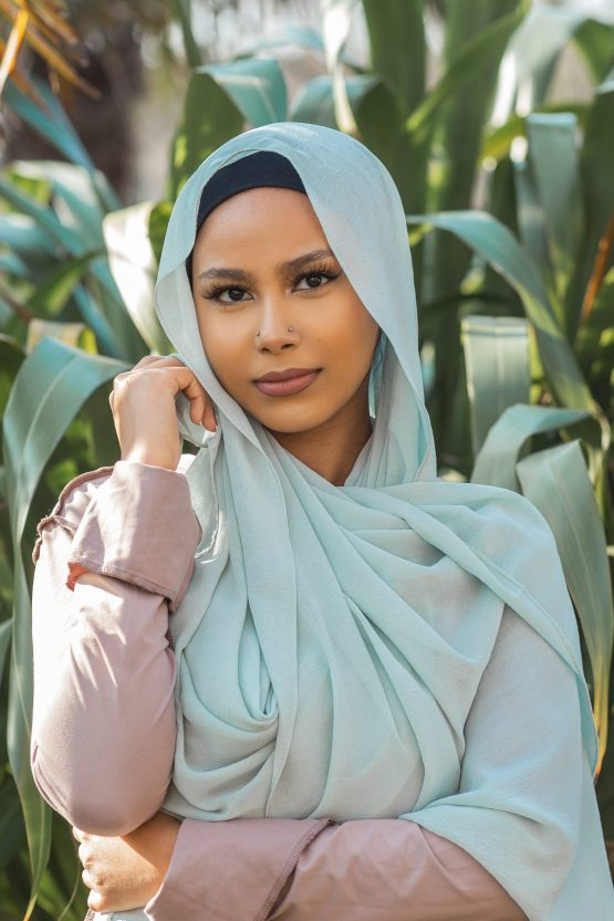 Krush Chiffon Hijabs Ocean Spa