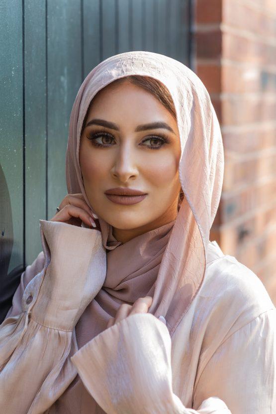 Krush Chiffon Hijab Nude Obsession