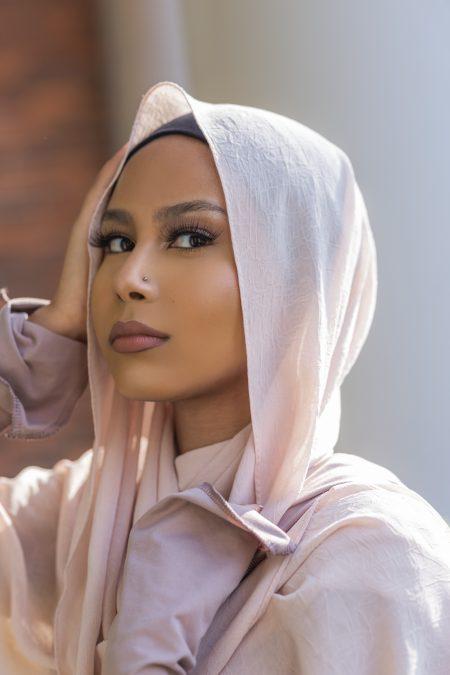 Krush Chiffon Hijab Vanilla Vibes